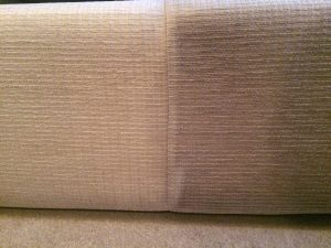 Wigan Upholstery Cleaning – another sofa sparkles